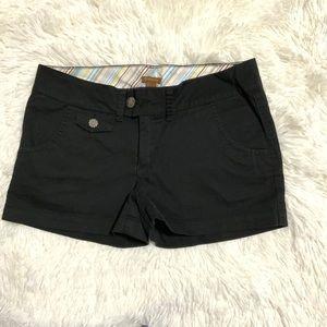 Cooper Key Shorts Size
